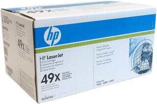 Картридж лазерный HP 49X (Q5949XD)