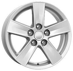 Автомобильный диск Литой K&K Лансер rk 6x15 4/114,3 ET 46 DIA 67,1