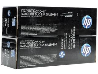 Картридж лазерный HP 85A (CE285AF)