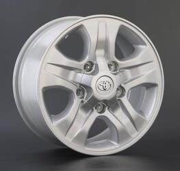 Автомобильный диск Литой Replay TY20 8x17 5/150 ET 60 DIA 110,5 Sil