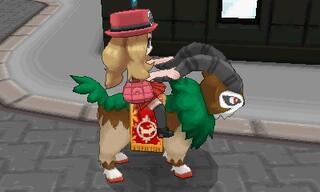 Игра для 3DS Pokemon X