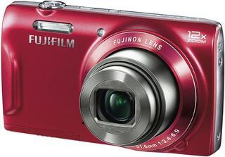 Цифровая камера FujiFilm FinePix T550 Red