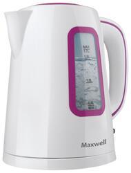 Электрочайник Maxwell MW-1052 VT белый