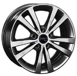 Автомобильный диск Литой LegeArtis VW68 6,5x16 5/112 ET 50 DIA 57,1 GM