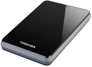"""2.5"""" Внешний HDD Toshiba Stor.e Canvio"""