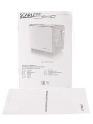Тостер Scarlett SL - TM11555 серебристый