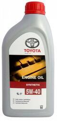 Моторное масло Toyota (EU) 5W40 08880-80836