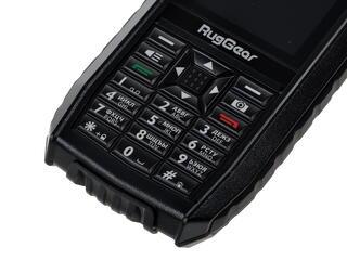 Сотовый телефон RugGear RG128 черный