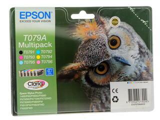 Набор картриджей Epson T079A