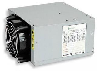 БП Gembird 550W (ATX 2.2, CE, PFC, Low noise, Dual Fan, 20+4+4+6 pin, 2xSATA)