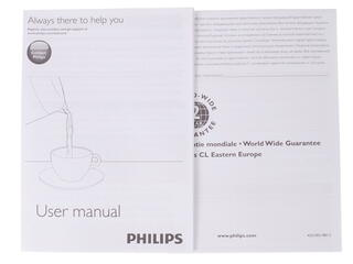 Электрочайник Philips HD 9326/20 серебристый