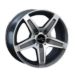 Автомобильный диск Литой LegeArtis B142 7x16 5/120 ET 34 DIA 72,6 BKF