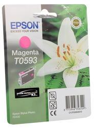 Картридж струйный Epson T0593