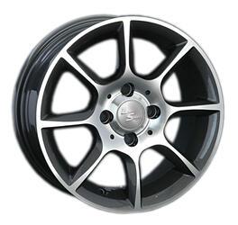Автомобильный диск Литой LS 272 6x14 4/100 ET 40 DIA 73,1 BKF