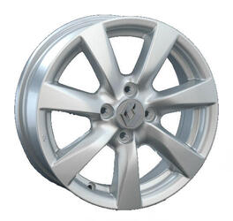 Автомобильный диск Литой Replay RN84 5,5x14 4/100 ET 43 DIA 60,1 Sil