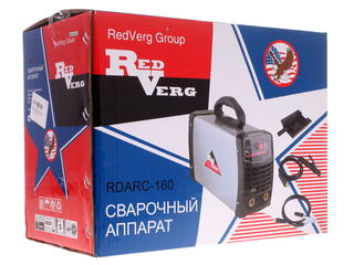 Сварочный аппарат RedVerg RDARC-160
