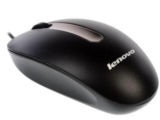 Мышь проводная Lenovo Optical Mouse M3803