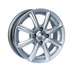 Автомобильный диск литой Скад Монако 5,5x14 4/112 ET 39 DIA 56 Селена