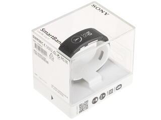 Фитнес-браслет Sony SmartBand Talk SWR30 черный