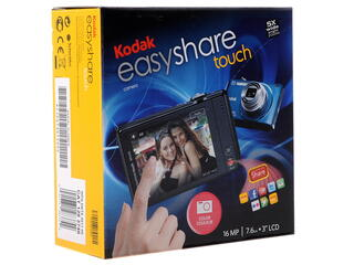 Компактная камера Kodak EasyShare M5370 Red