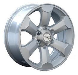 Автомобильный диск Литой LegeArtis TY69 7,5x18 6/139,7 ET 25 DIA 106,3 Sil