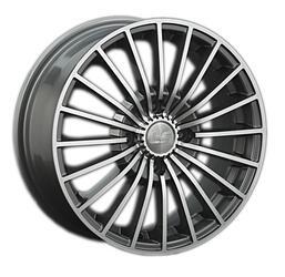Автомобильный диск Литой LS W1023 6x15 4/108 ET 27 DIA 65,1 GMF