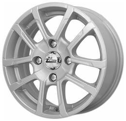 Автомобильный диск литой iFree Слайдер 5,5x14 4/98 ET 34 DIA 58,5 Нео-классик