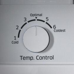 Холодильник с морозильником Samsung RT46H5130EF белый