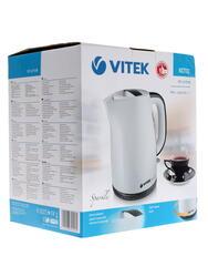 Электрочайник Vitek VT-1175 белый