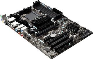 Плата Asrock 970 Extreme3 R2.0 Socket-AM3+ AMD 970 DDR3 ATX AC`97 8ch(7.1) GbLAN SATA3 eSATA RAID
