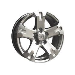 Автомобильный диск литой LegeArtis TY21 7x17 5/114,3 ET 39 DIA 60,1 GM