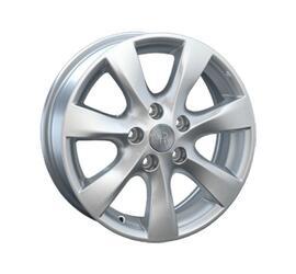 Автомобильный диск литой Replay NS72 6,5x16 5/114,3 ET 40 DIA 66,1 White