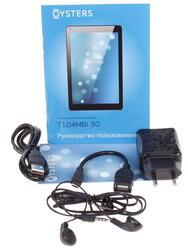 "10.1"" Планшет Oysters T104MBi 8 Гб 3G черный"