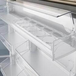 Холодильник с морозильником Samsung RB37J5250EF/WT бежевый