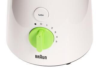 Блендер Braun JB 3060 Tribute белый
