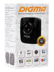 Видеорегистратор Digma Free Drive 200
