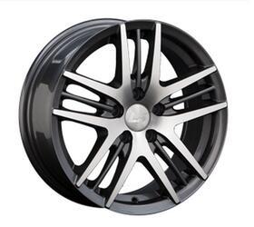 Автомобильный диск Литой LS BY708 6,5x15 5/112 ET 40 DIA 73,1 GMF