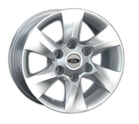 Автомобильный диск литой LegeArtis FD54 7x16 6/139,7 ET 10 DIA 93,1 Sil