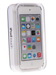 Мультимедиа плеер Apple iPod touch 6th Gen серебристый
