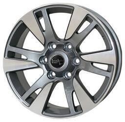 Автомобильный диск Литой LegeArtis TY76 7,5x18 6/139,7 ET 25 DIA 106,1 GMF