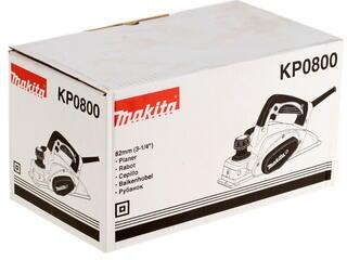 Электрический рубанок Makita KP0800