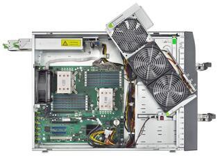 Сервер Fujitsu PRIMERGY TX200 S7