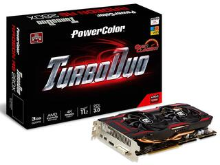 Видеокарта PowerColor AMD Radeon R9 280X [3GBD5-T2DHE/OC]