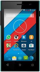 """3.5"""" Смартфон Highscreen Pure J 512 Мб голубой"""