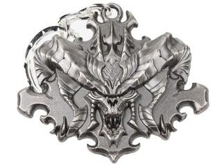 Брелок Diablo III - Face Keychain