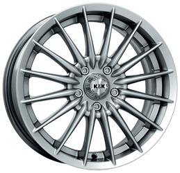 Автомобильный диск Литой K&K Искра 6,5x15 4/100 ET 45 DIA 67,1 Блэк платинум