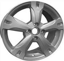 Автомобильный диск литой Replay GW5 6,5x16 4/100 ET 40 DIA 54,1 Sil