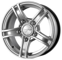 Автомобильный диск Литой Скад Трофи 6,5x15 5/139,7 ET 40 DIA 98,5 Селена