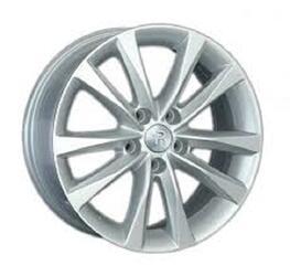 Автомобильный диск литой Replay TY136 7x17 5/114,3 ET 45 DIA 60,1 Sil