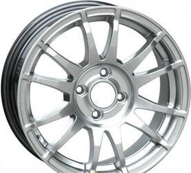 Автомобильный диск Литой LS 225 6,5x15 5/100 ET 40 DIA 57,1 White
